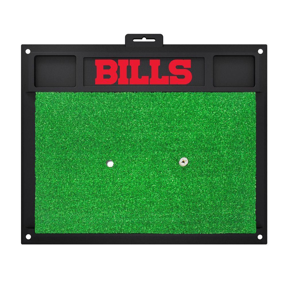 NFL Buffalo Bills 17 in. x 20 in. Golf Hitting Mat