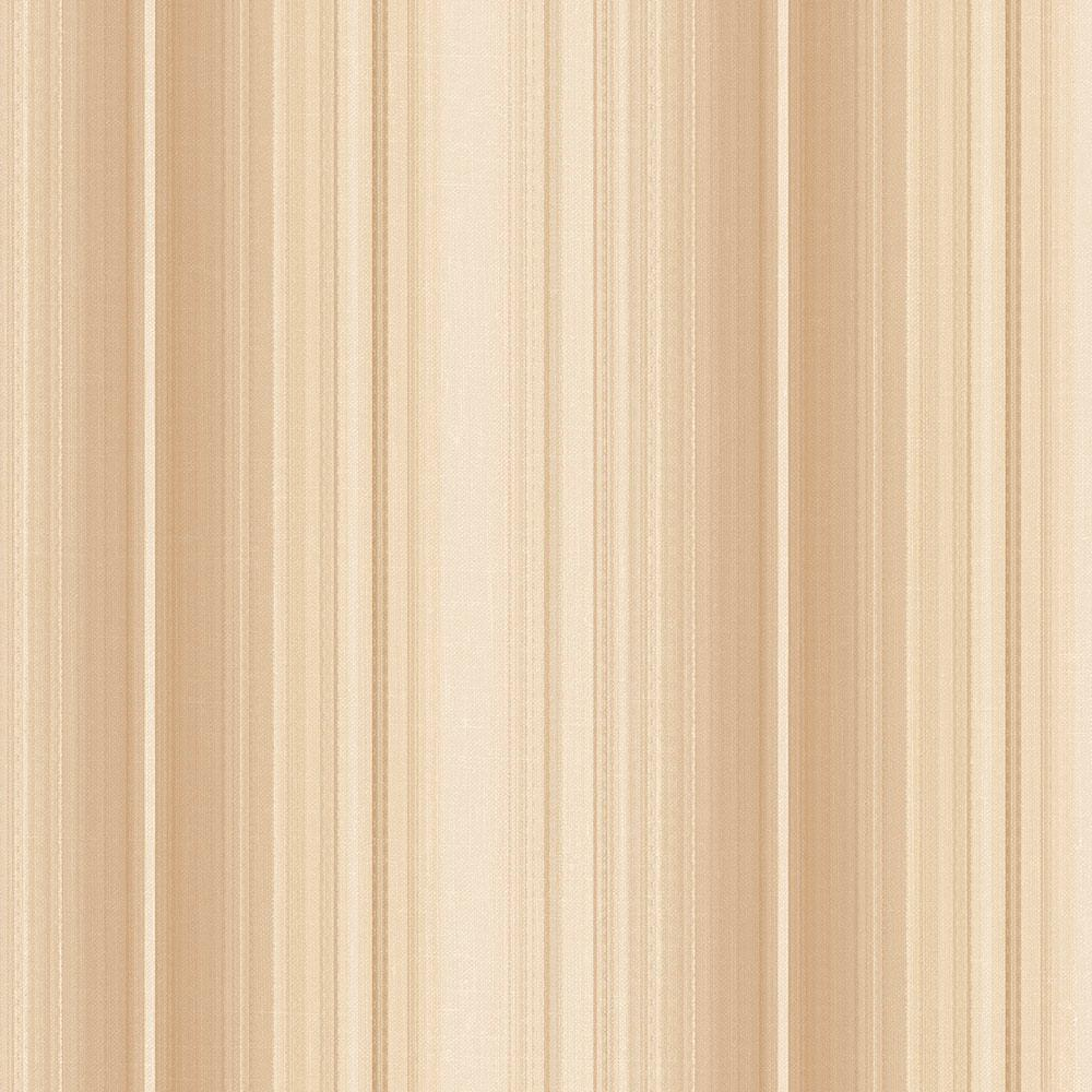 Norwall Organic Stripe Wallpaper Tx34817 The Home Depot Overall Pinny