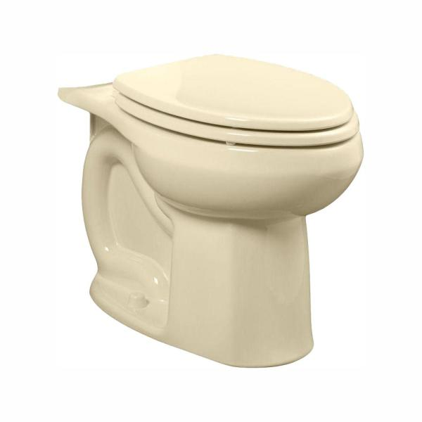 American Standard Colony Universal 1 28 Gpf Or 1 6 Gpf Tall Height Elongated Toilet Bowl Only In Bone 3251a101 021 The Home Depot