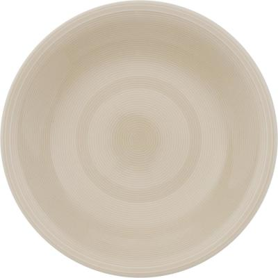 Color Loop Sand 9-1/4 in. Soup/Pasta Bowl