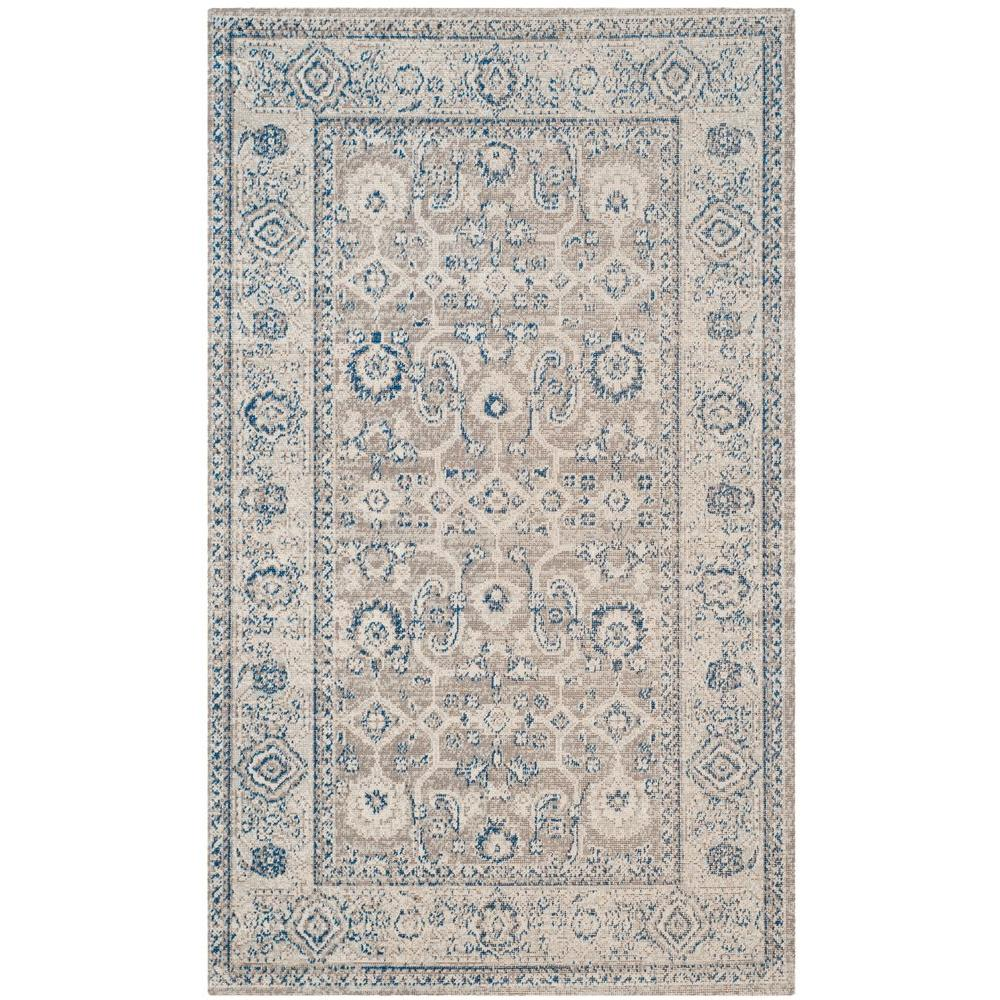 Safavieh Patina Taupe/Ivory 3 ft. x 5 ft. Area Rug