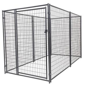 Lucky Dog 6 Ft H X 5 Ft W X 10 Ft L Modular Kennel