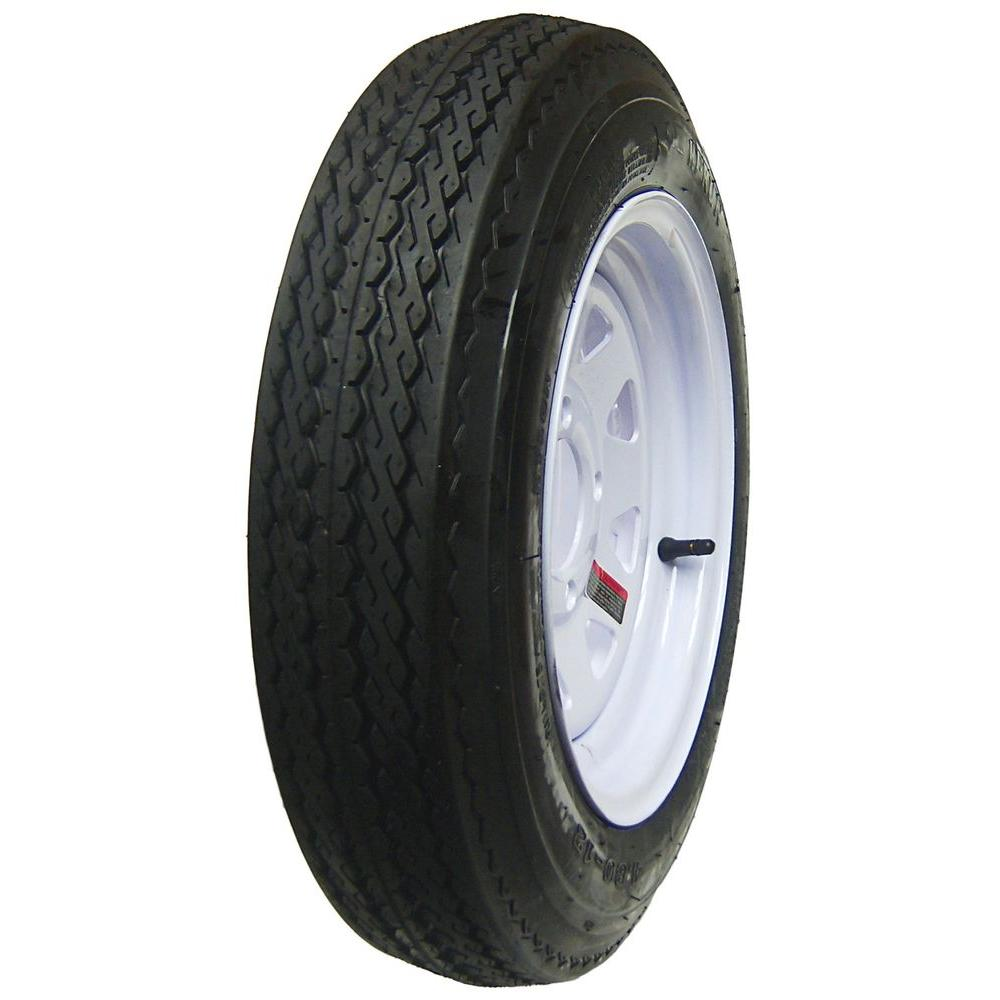 4 Hole 60 PSI 4.8 in. x 12 in. 4-Ply Tire