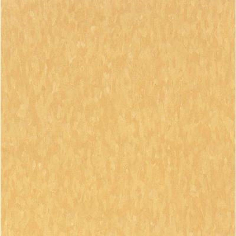 armstrong take home sample imperial texture vct golden limestone standard excelon commercial vinyl tile
