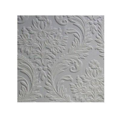 High Trad Paintable Textured Vinyl Strippable Roll Wallpaper (Covers 57.5 sq. ft.)