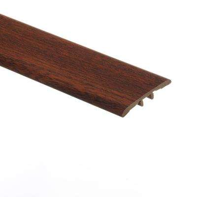 Red Mahogany 5/16 in. Thick x 1-3/4 in. Wide x 72 in. Length Vinyl T-Molding