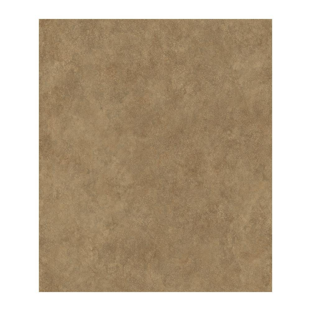 Chesapeake Julian Sand Faux Leather Wallpaper ARS26086