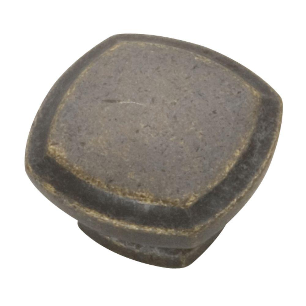 1-1/4 in. Windover Antique Cabinet Knob