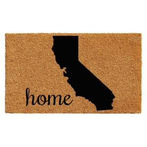 Home & More California 24 inch x 36 inch Door Mat by Home & More