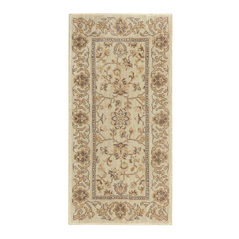 home decorators collection jackson beige 2 ft x 4 ft accent rug 509255 the home depot. Black Bedroom Furniture Sets. Home Design Ideas