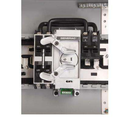 Transfer Switch Kit for Gen Ready Load Center