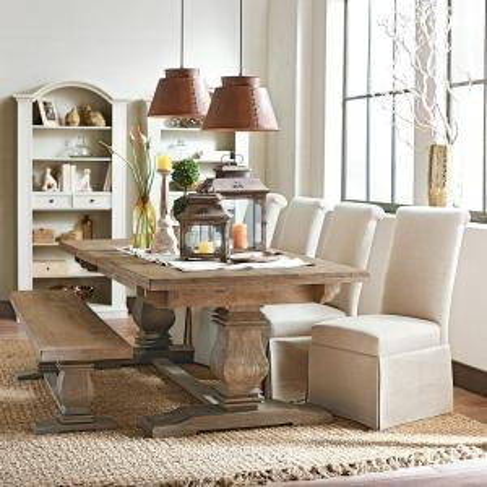 8add33d6dad +10. Home Decorators Collection Aldridge Antique Grey Extendable Dining  Table