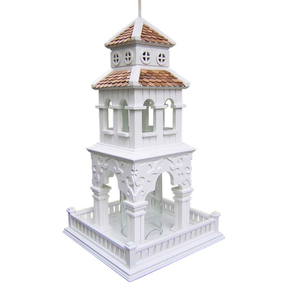 Home Bazaar Pagoda Tower Feeder