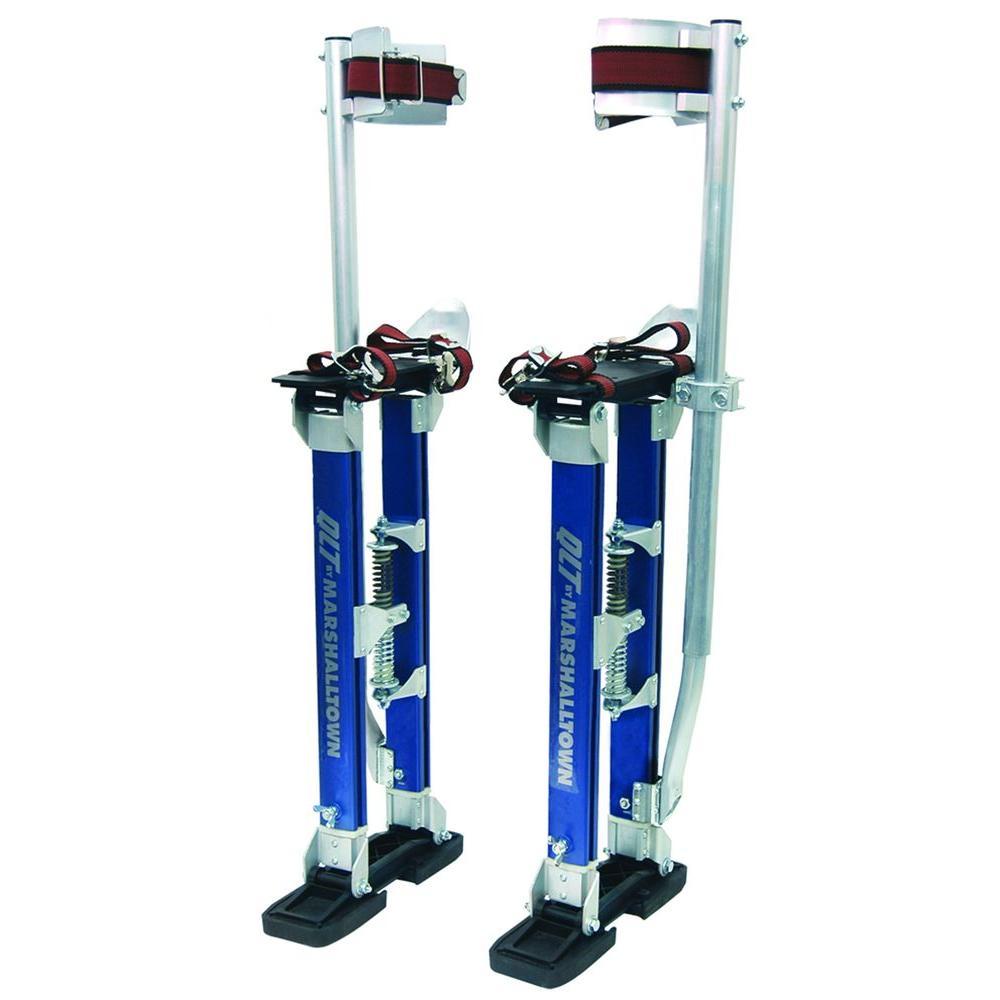 Marshalltown 18 in. - 30 in. Adjustable Drywall Stilts