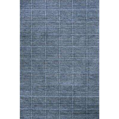 Red Rock Collection GM-01 Denim 9 ft. 6 in. X 13 ft. 6 in. Area Rug