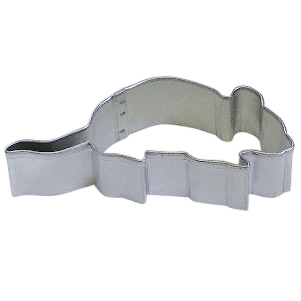 a37d1bf9e805 CybrTrayd 12-Piece Mouse 3.75 in. Tinplated Steel Cookie Cutter   Recipe