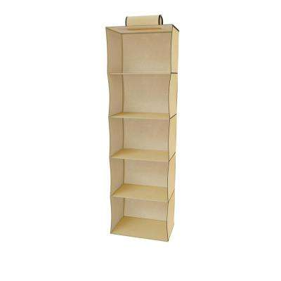 Closet 5 Shelf Storage Organizer