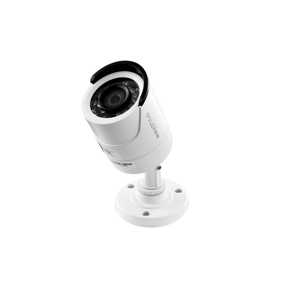 LaView Wired 1000 TVL 1.3 Megapixel Indoor/Outdoor Superior Resolution Security Camera Analog Compatible