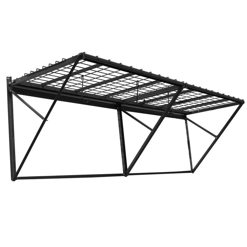 28 in. H x 8 ft. W x 28 in. D ProRack Steel Shelf, Hammer...