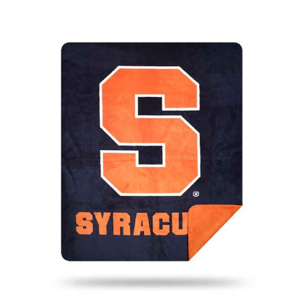 COL 361 Syracuse Sliver Multi Color Acrylic Knit Throw