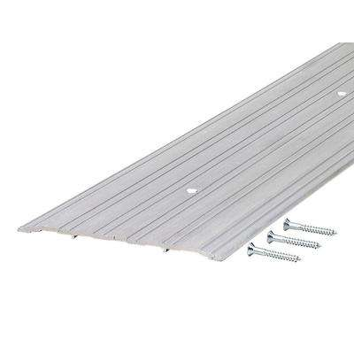 TH043 0.25 in. x 6 in. 36 in. Fluted Saddle Mill Threshold