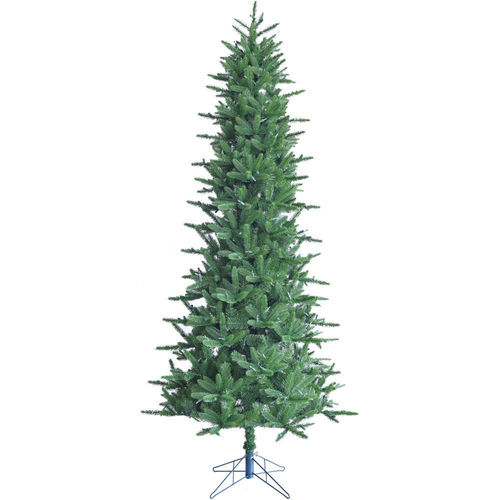 7.5 ft. Carmel Pine Slim Artificial Christmas Tree