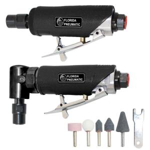 Florida Pneumatic 1/4 inch Die Grinder Combo Kit by Florida Pneumatic