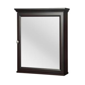 Foremost Teagen 25-1/2 inch W x 30 inch H x 6-1/2 inch D Framed Surface-Mount Bathroom... by Foremost