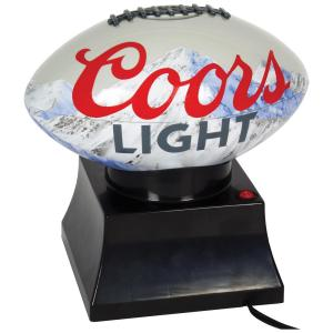 Click here to buy Coors Light Football Popcorn Maker by Coors Light.