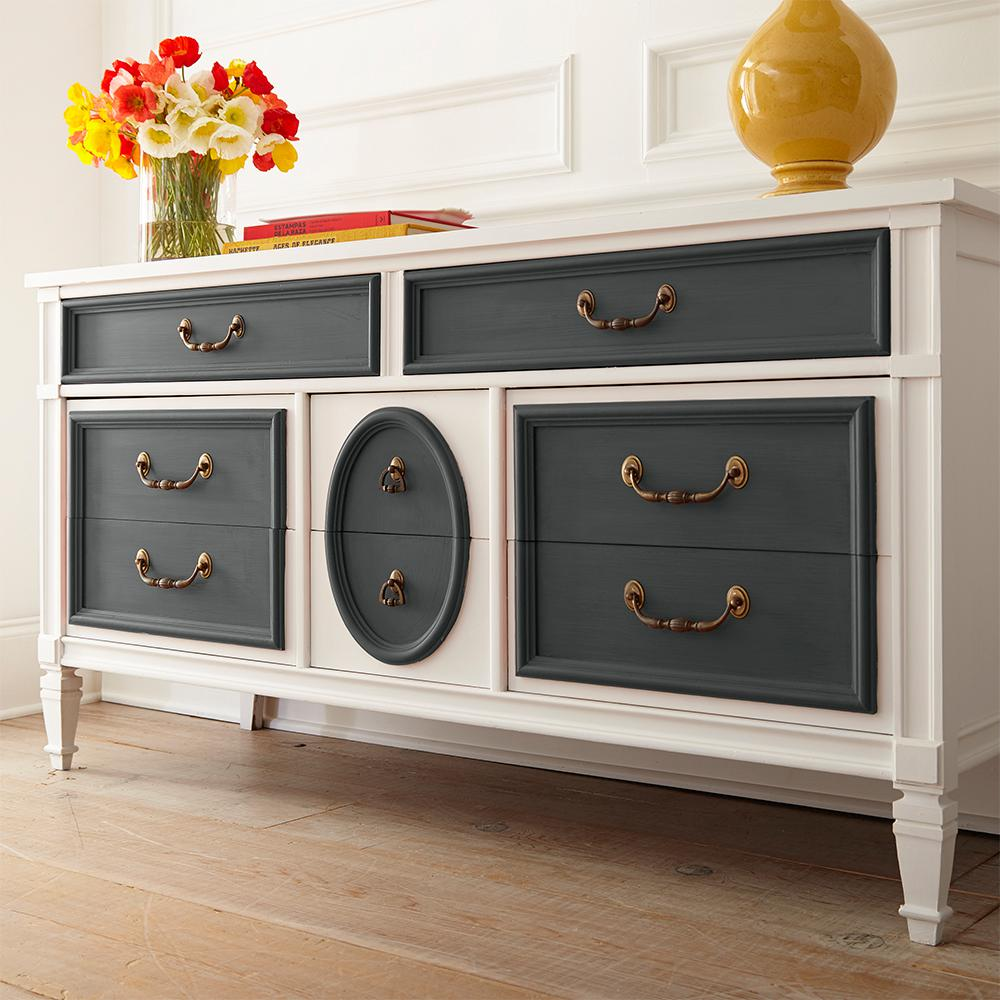 Behr 1 Qt Bcp45 Classic Noir Interior Chalk Decorative Paint 713004 The Home Depot