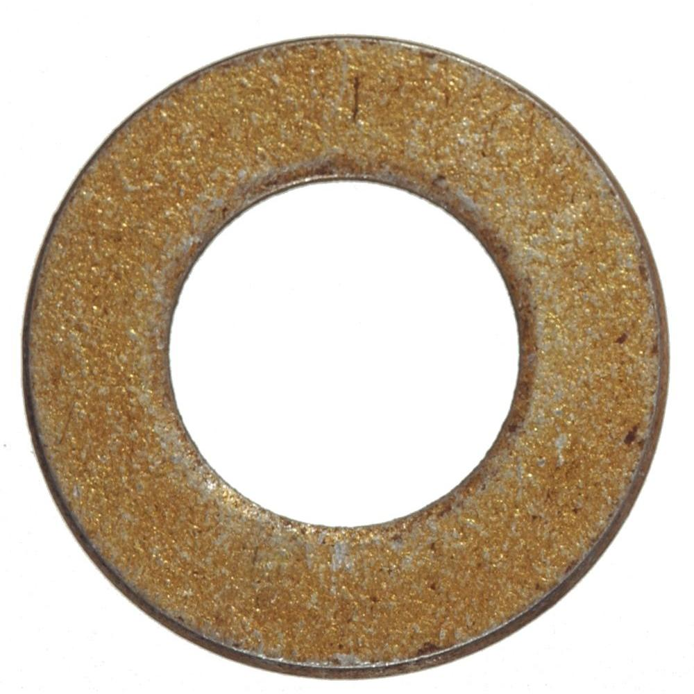 15/16 in. x 1-3/4 in. Zinc-Plated Steel Grade 5 Flat Washers