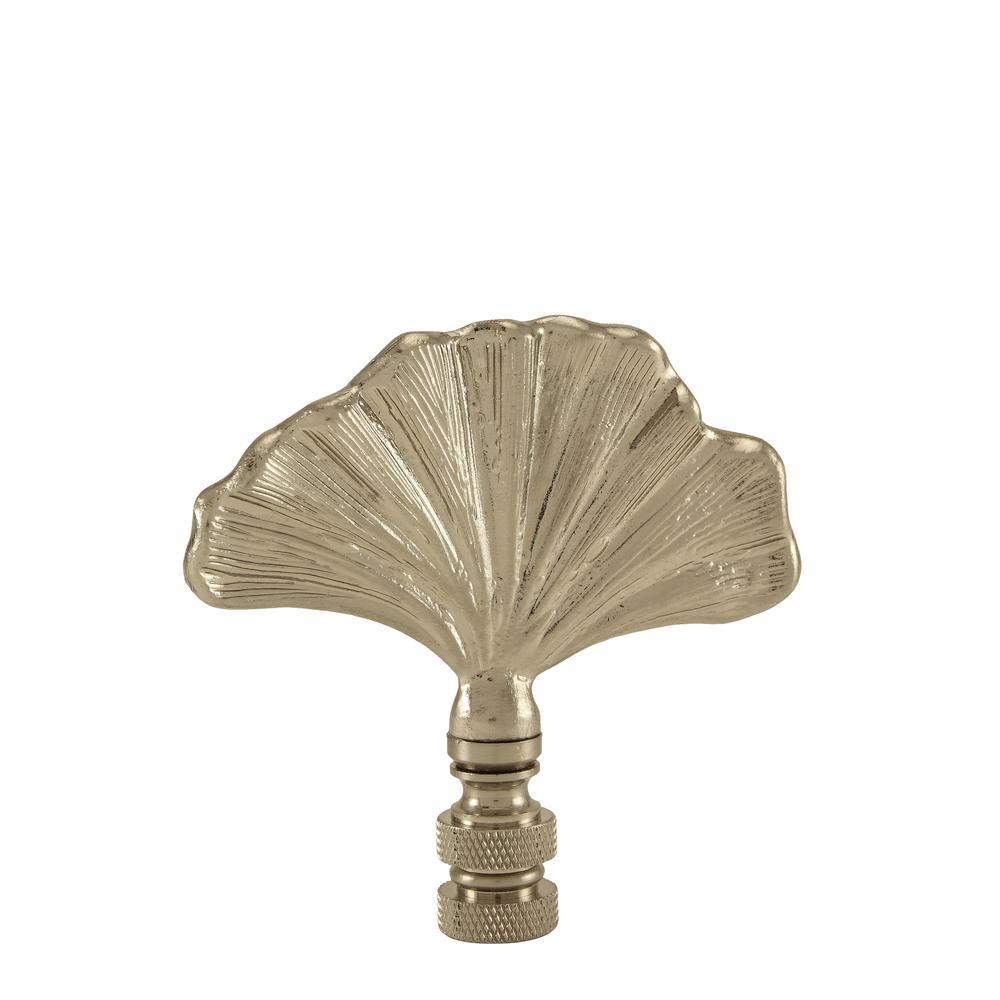 Gingko Leaf Lamp Finial