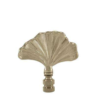 Gingko Leaf Lamp Finial