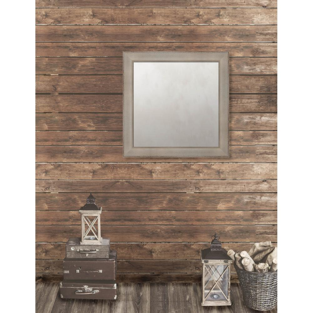 Pinnacle 29.625 in. x 29.625 in. French Antique Framed An...