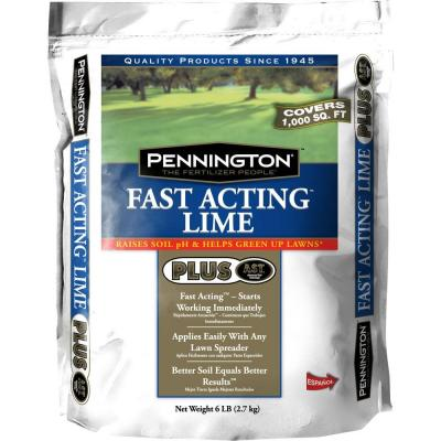 6 lb. Fast Acting Lime
