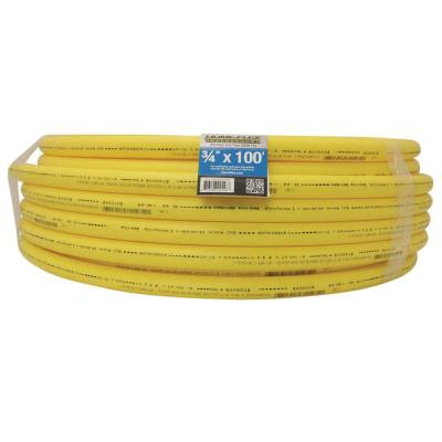 3/4 in. IPS x 100 ft. DR 11 Underground Yellow Polyethylene Gas Pipe