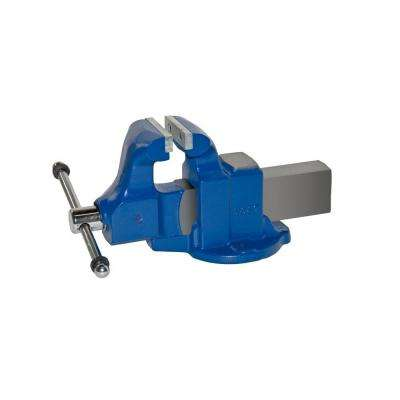 4 in. Heavy-Duty Machinists Vises - Stationary Base