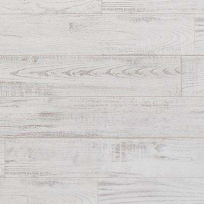 Sculpted Ivory 8 mm Thick x 11.5 in. Wide x 46.56 in. Length Click Lock Laminate Flooring (1149.03 sq. ft. / pallet)