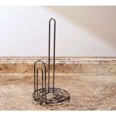 Onyx Paper Towel Holder