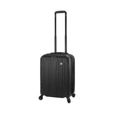 Ferro 20 in. Graphite Carry-On Hardside Spinner Suitcase