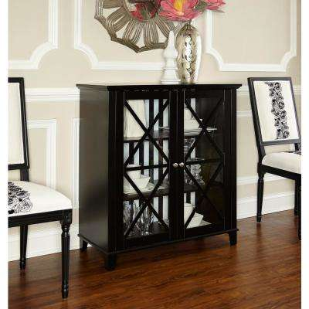 Winnie Stripe Large Cabinet
