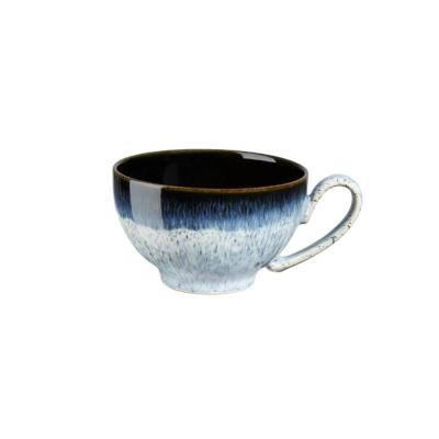 Halo 6.8 oz. Blue Tea/Coffee Cup