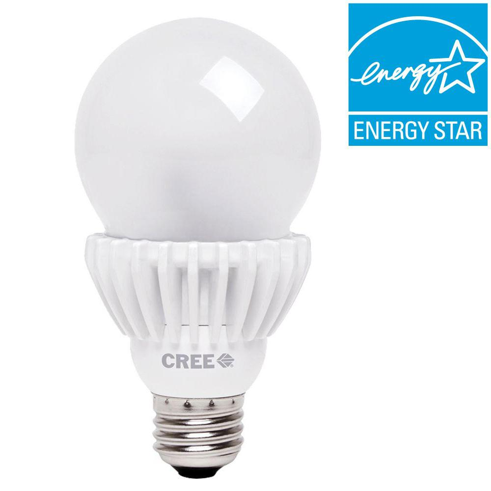 Cree 100W Equivalent Daylight (5000K) A21 Dimmable LED Light Bulb