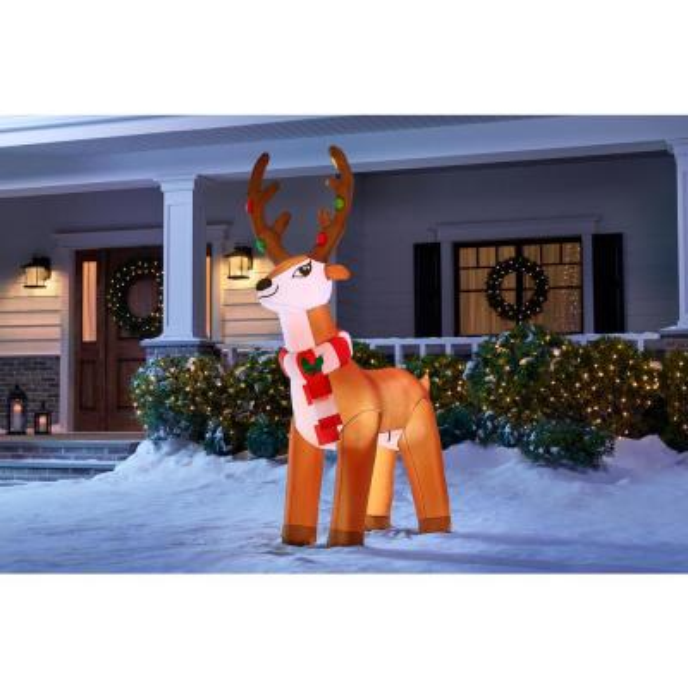 6 ft. Inflatable Reindeer