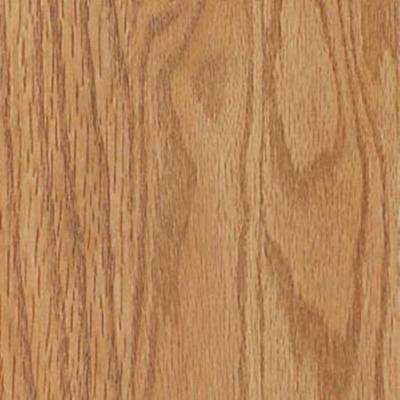 Native Collection Natural Oak Laminate Flooring - 5 in. x 7 in. Take Home Sample