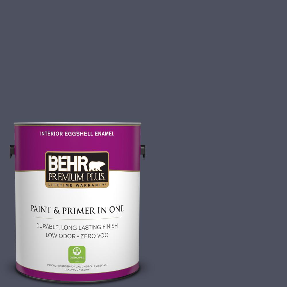 BEHR Premium Plus 1-gal. #S550-7 Knighthood Eggshell Enamel Interior Paint