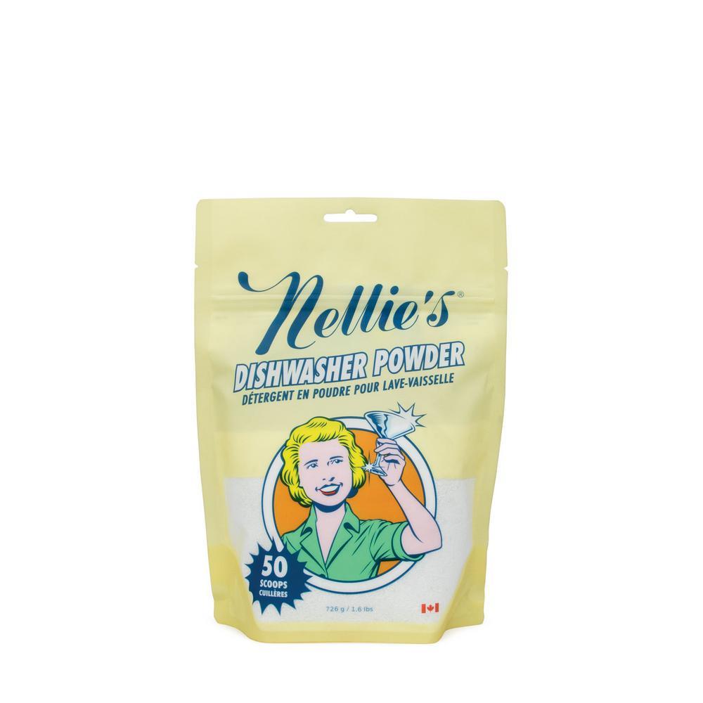 1.6 lbs. Dishwasher Powder (Pouch) Detergent