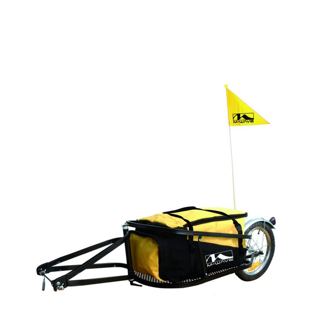 Ventura Single Track 40 Bicycle Luggage Trailer
