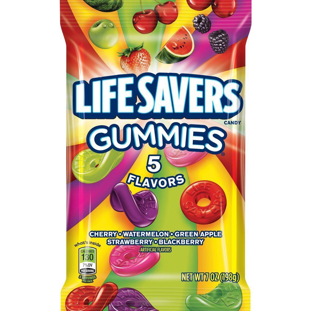 7 oz. Gummies