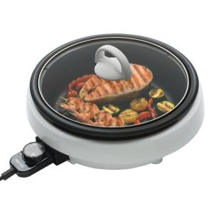 Click here to buy AROMA Super Pot 3-in-1 Indoor Grill by AROMA.